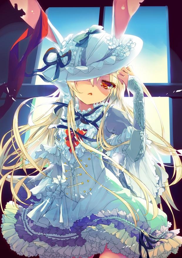 フリルやドレスに萌えるスレ Part11ニコニコ動画>1本 ->画像>1866枚